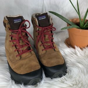 Thatcher Patagonia Size 12 Mens Snow Boots